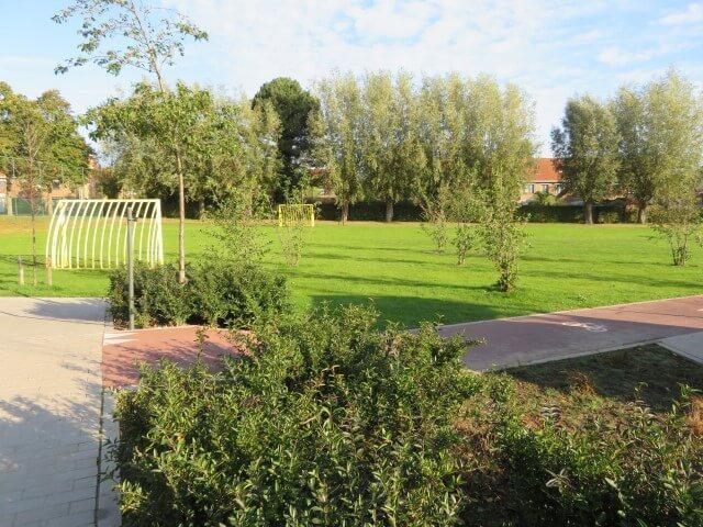 Openbaargroen-project De Bilk - Brugge