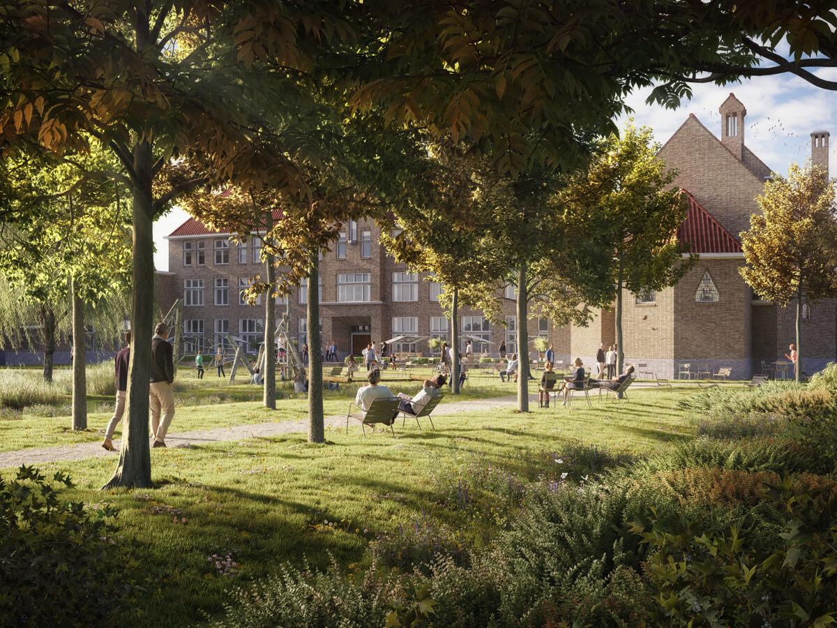 Het Missiehuis in Hoorn
