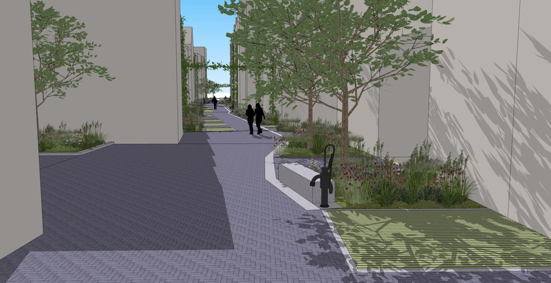 Project Lange Ridderstraat - Antwerpen