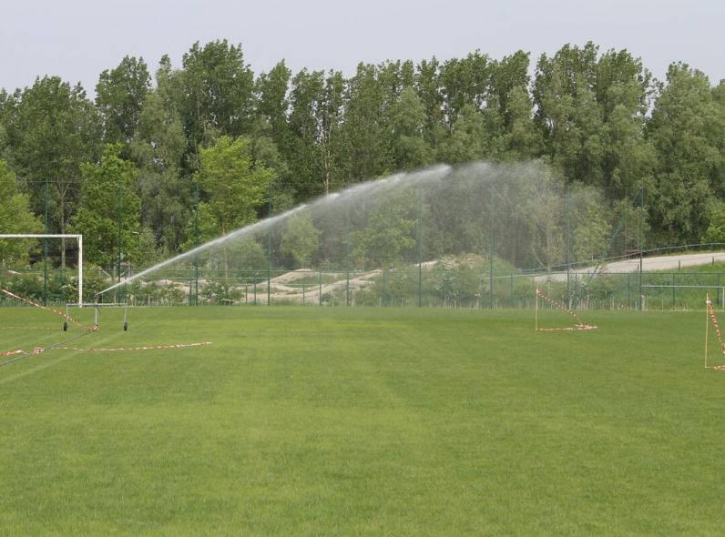 Sectorbevraging: efficiënt waterbeheer met groenzones