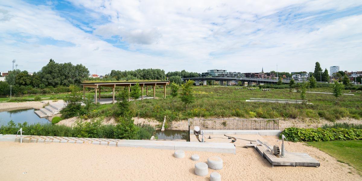 Kortrijk Weide zal België vertegenwoordigen in de Europese eindstrijd voor de Green Cities Award